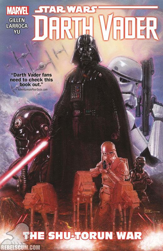 Darth Vader (2015) Trade Paperback #3