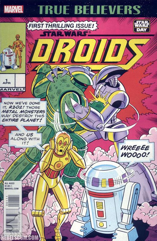 True Believers: Droids #1