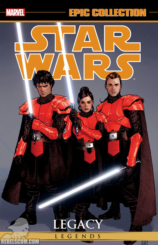 Star Wars Legends Epic Collection: Legacy Trade Paperback #1