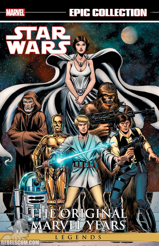 Star Wars Legends Epic Collection: The Original Marvel Years Trade Paperback #1