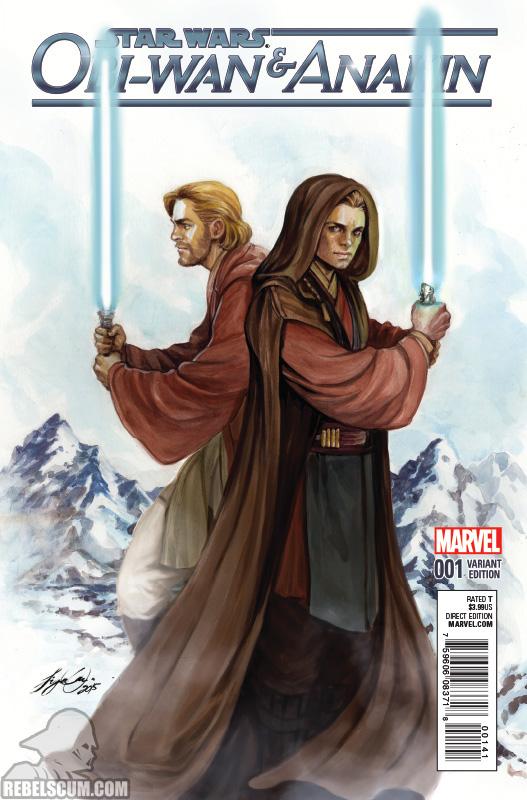 Obi-Wan and Anakin 1 (Siya Oum variant)