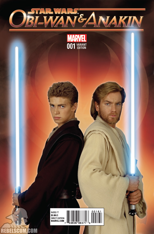 Obi-Wan and Anakin 1 (Movie photo variant)