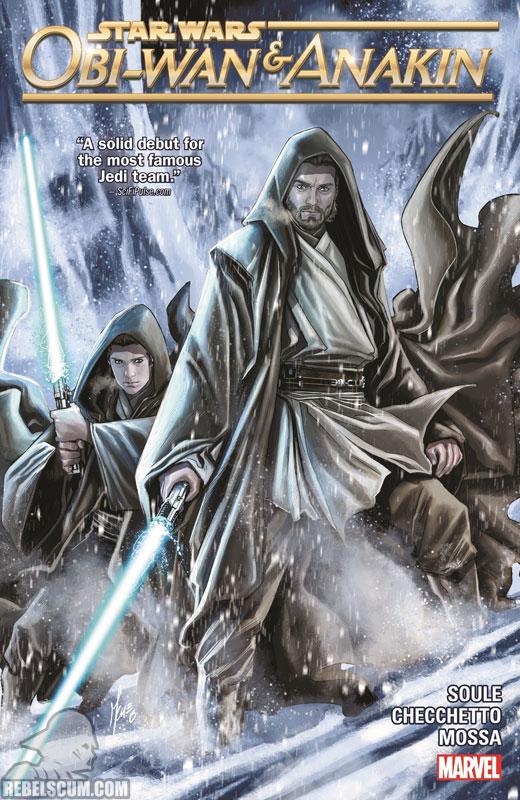 Obi-Wan & Anakin Trade Paperback