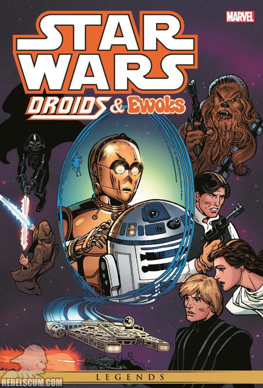 Droids and Ewoks Omnibus Hardcover