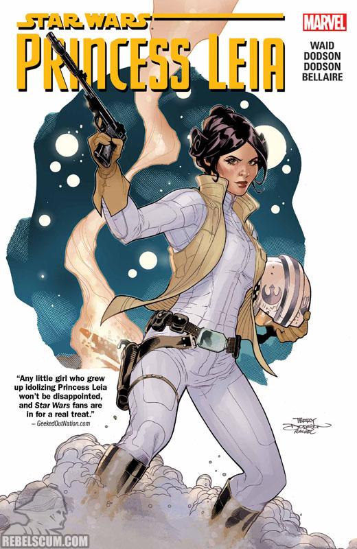 Princess Leia Trade Paperback
