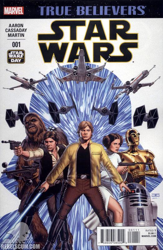 True Believers: Star Wars (2015) #1