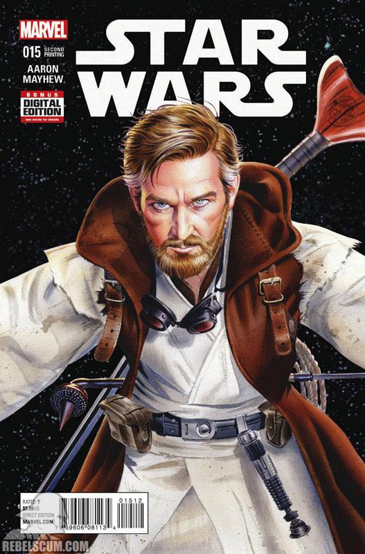 Star Wars 15 (2nd printing - February 2016)