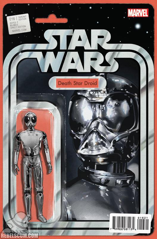 Star Wars 16 (John Tyler Christopher Action Figure variant)