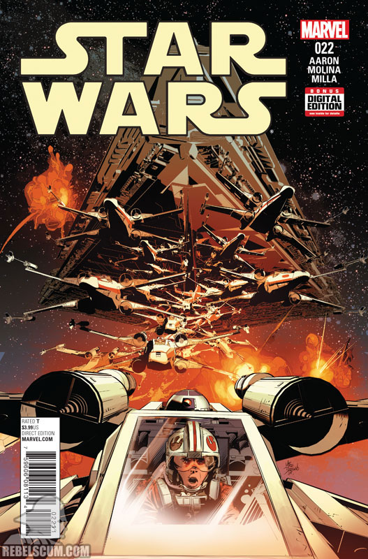 Star Wars (2015) #22