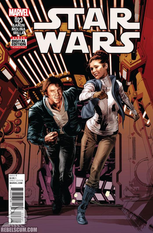 Star Wars (2015) #23