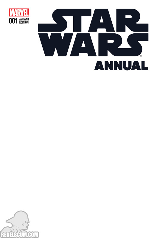 Star Wars Annual 1 (Blank variant)