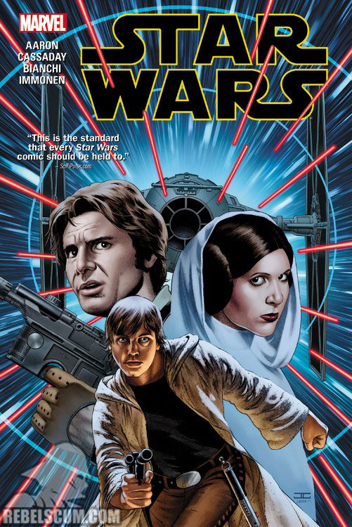 Star Wars (2015) Hardcover #1