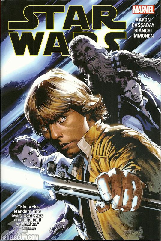 Star Wars Vol 1 Hardcover (Stuart Immonen direct market variant)