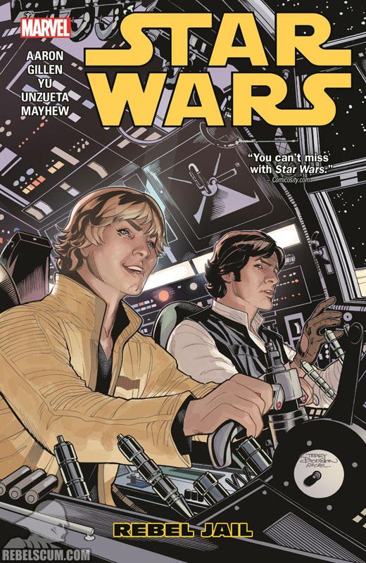 Star Wars (2015) Trade Paperback #3