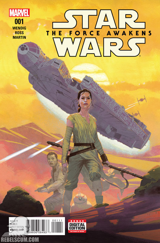 The Force Awakens #1