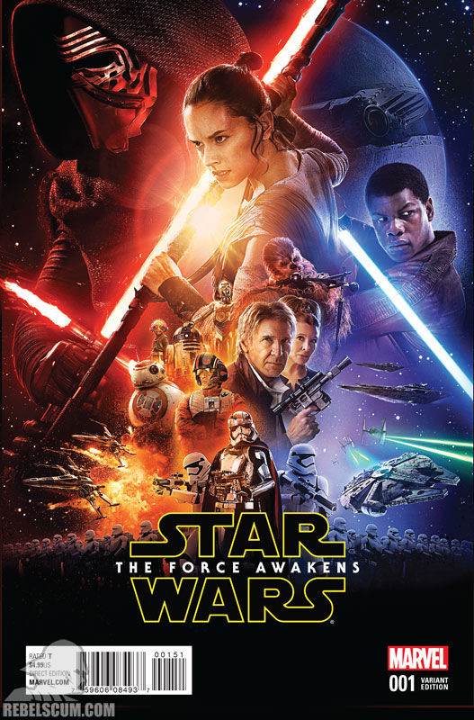 The Force Awakens 1 (Movie variant)