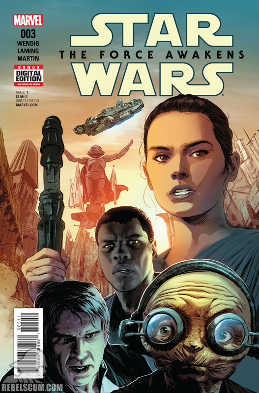 The Force Awakens #3
