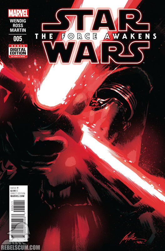 The Force Awakens #5