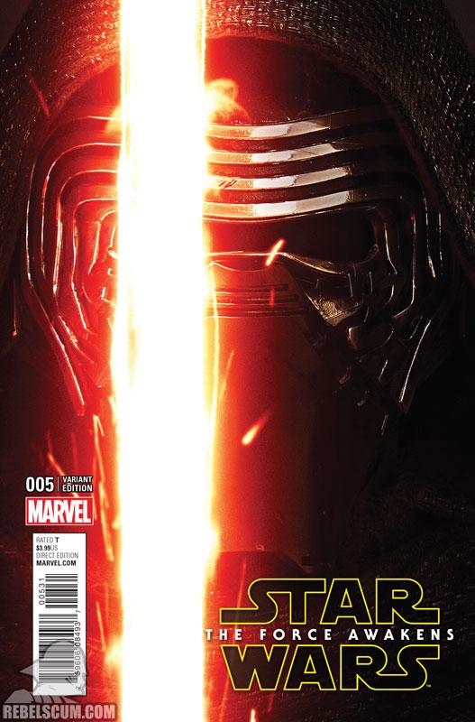The Force Awakens 5 (Movie variant)