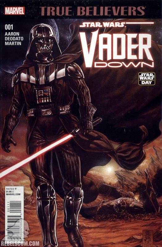 True Believers: Vader Down #1