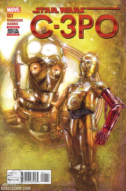 Star Wars Special: C-3PO #1