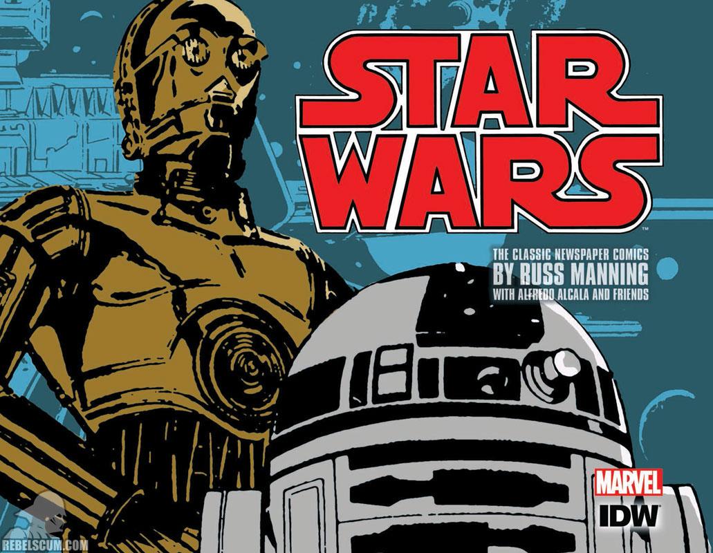 Star Wars: The Classic Newspaper Comics Vol. 1 (Regina Fan Expo 2017 exclusive)