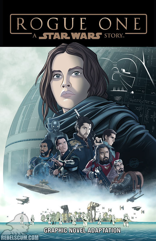 Rogue One Graphic Novel Adaptation