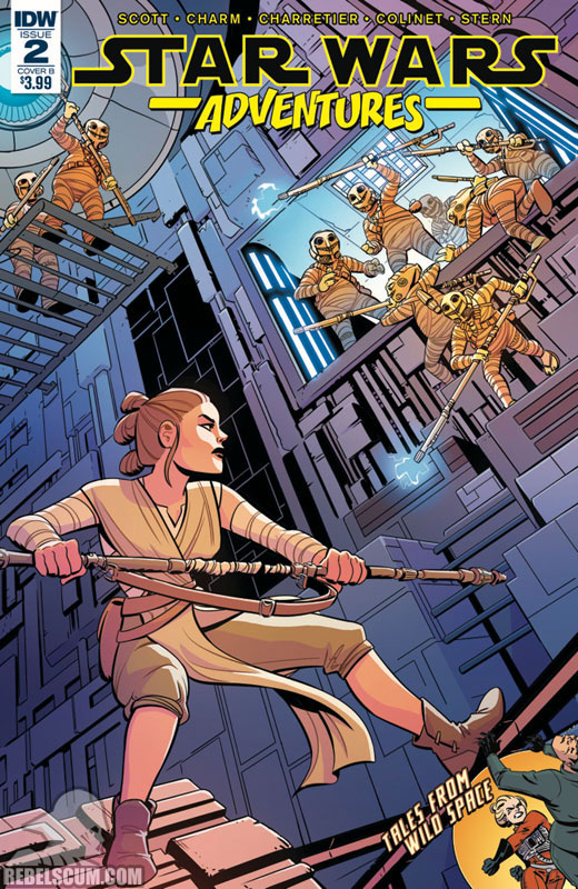 Star Wars Adventures 2 (Elsa Charretier B variant)