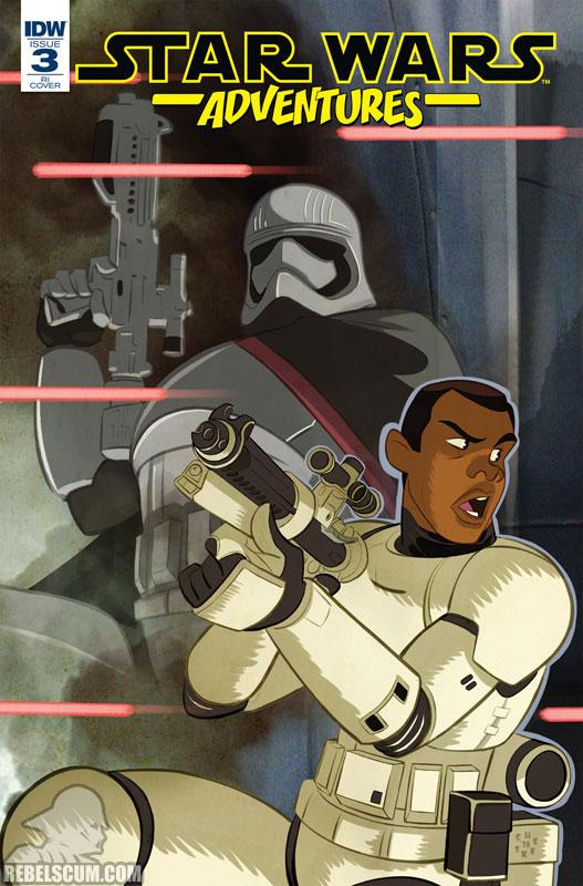 Star Wars Adventures 3 (Sean