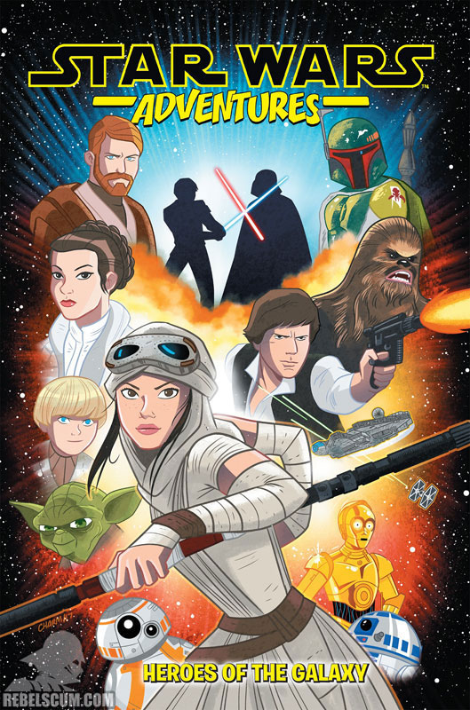 Star Wars Adventures Vol 1