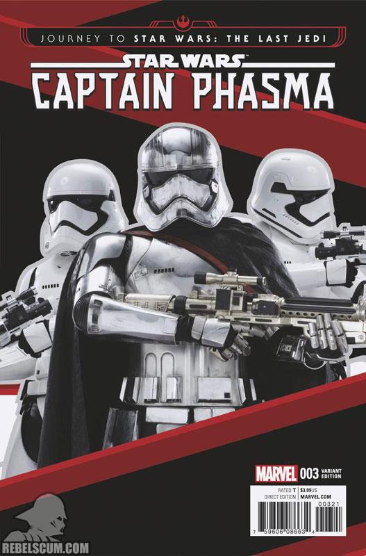 Captain Phasma 3 (Movie variant)