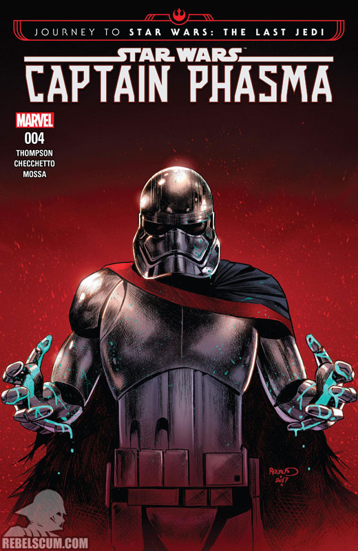 Journey to The Last Jedi – Captain Phasma #4