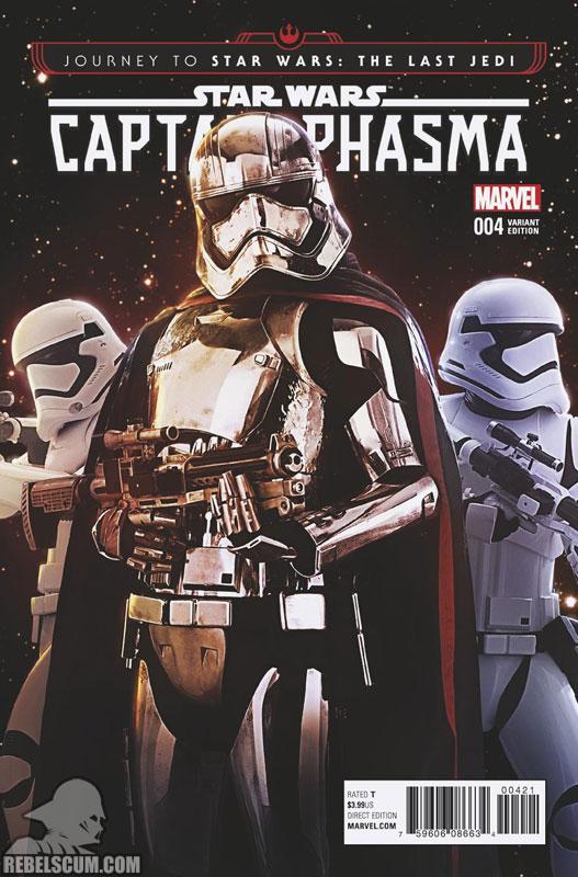 Captain Phasma 4 (Movie variant)