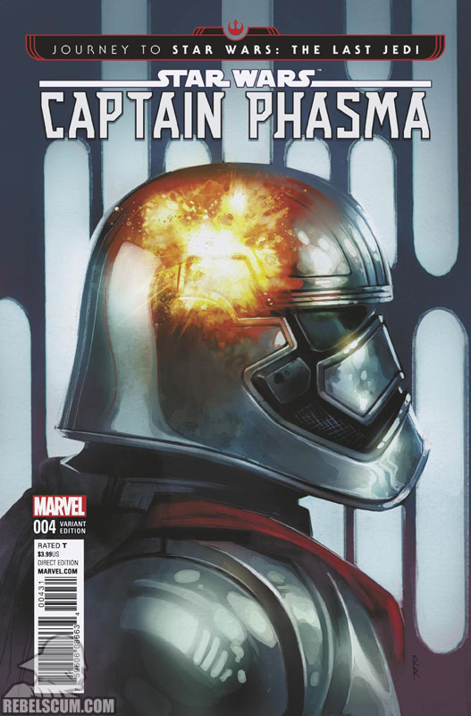 Captain Phasma 4 (Rod Reis variant)