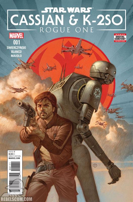 Rogue One – Cassian & K-2SO Special