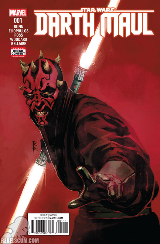 Darth Maul (2017) #1