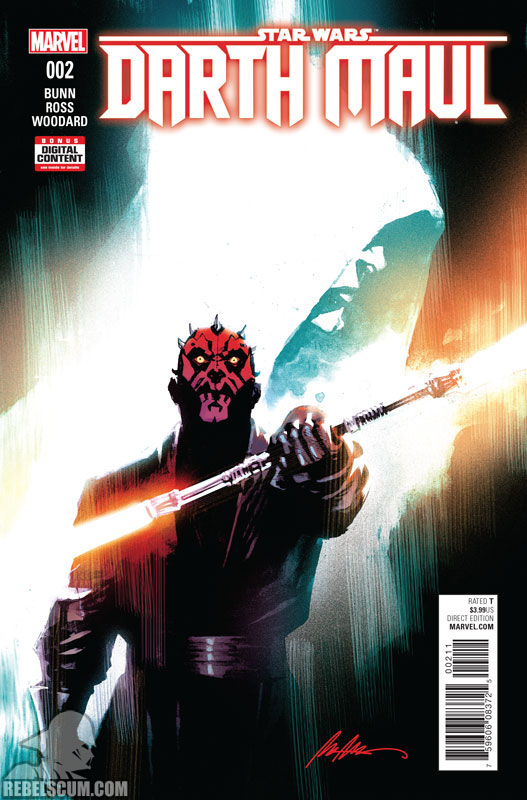 Darth Maul (2017) #2