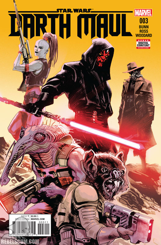 Darth Maul (2017) #3
