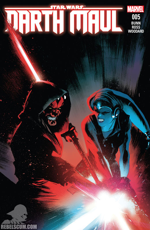 Darth Maul (2017) #5
