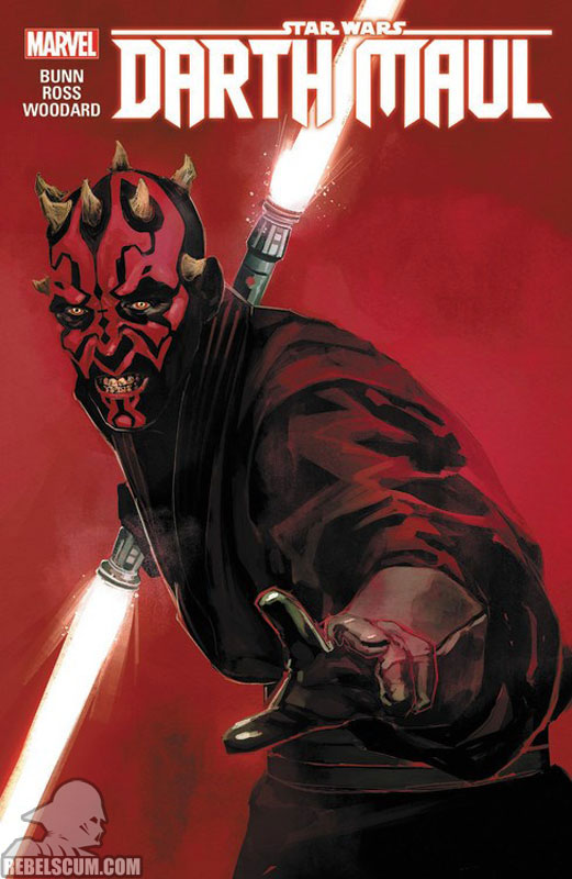 Darth Maul (2017) Trade Paperback #1