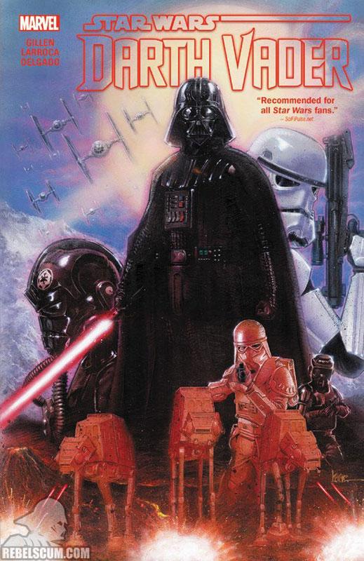 Darth Vader Omnibus Hardcover #1