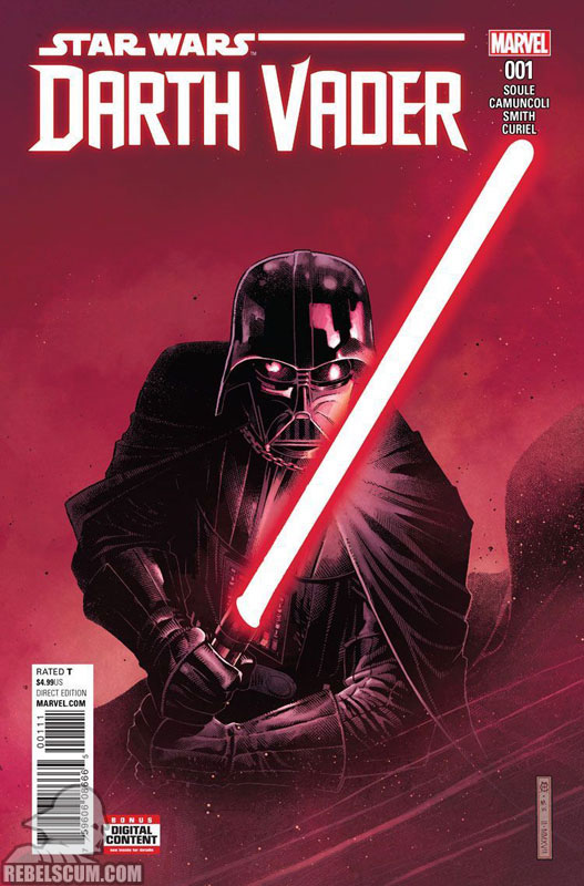 Darth Vader: Dark Lord of the Sith #1