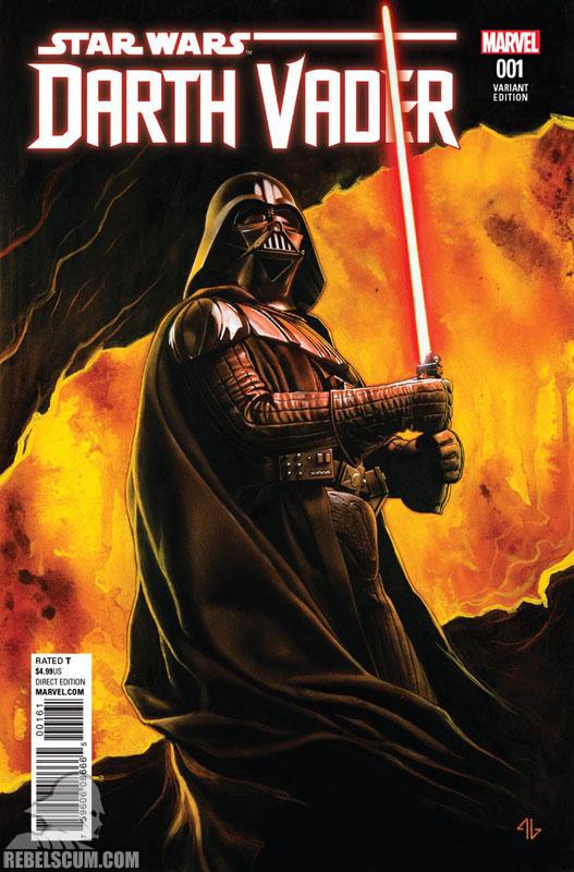 Darth Vader: Dark Lord of the Sith 1 (Adi Granov variant)