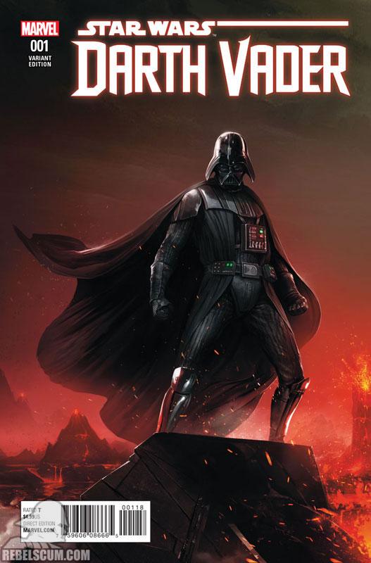 Darth Vader: Dark Lord of the Sith 1 (Francesco Mattina variant)