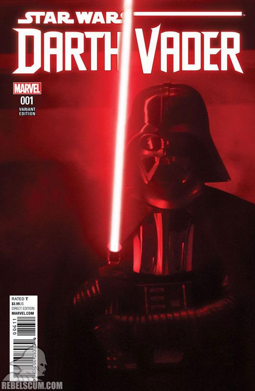 Darth Vader: Dark Lord of the Sith 1 (Movie variant)