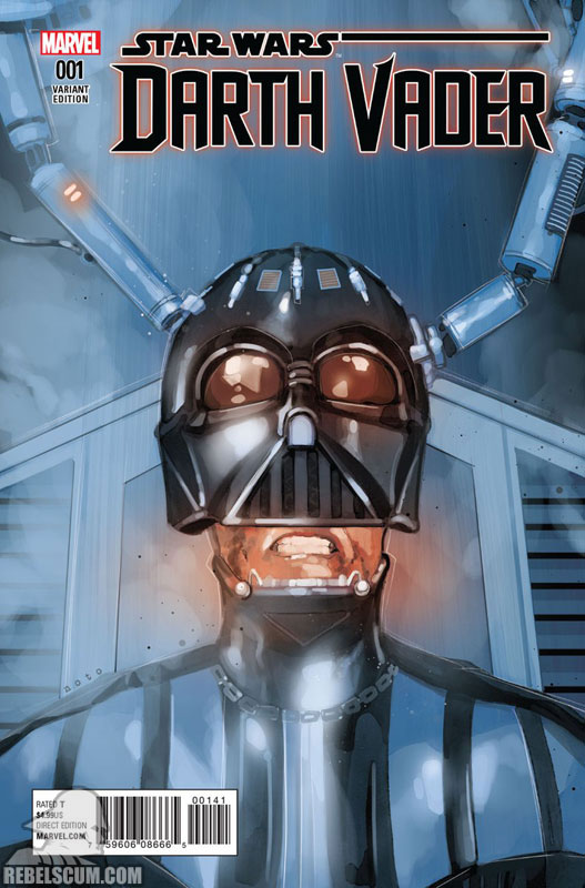 Darth Vader: Dark Lord of the Sith 1 (Phil Noto variant)