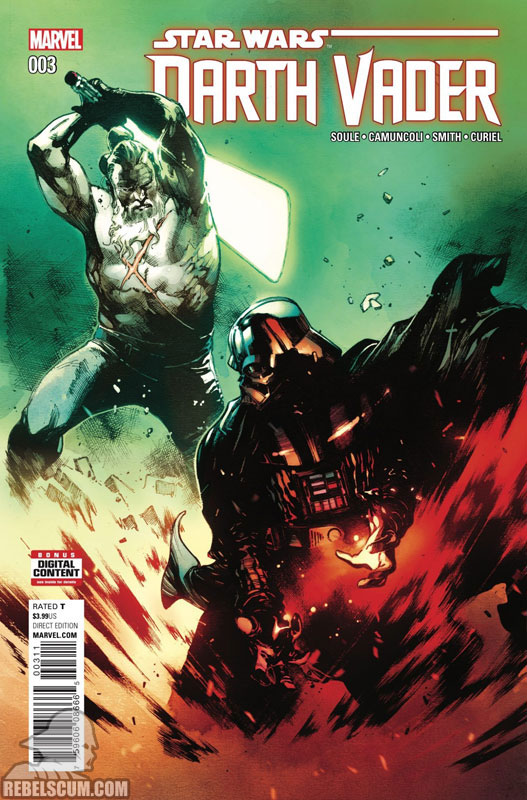 Darth Vader: Dark Lord of the Sith #3