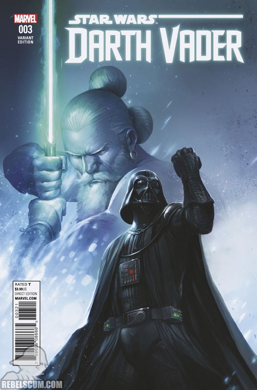Darth Vader: Dark Lord of the Sith 3 (Giuseppe Camuncoli variant)