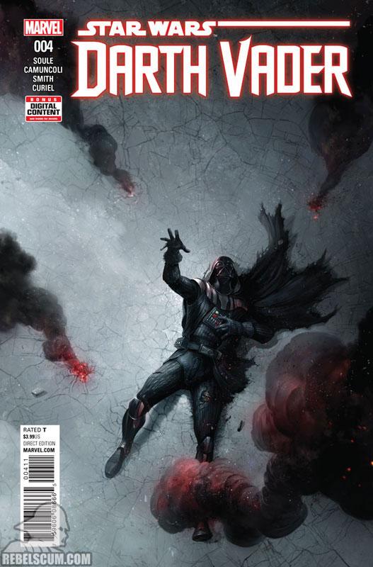 Darth Vader: Dark Lord of the Sith #4