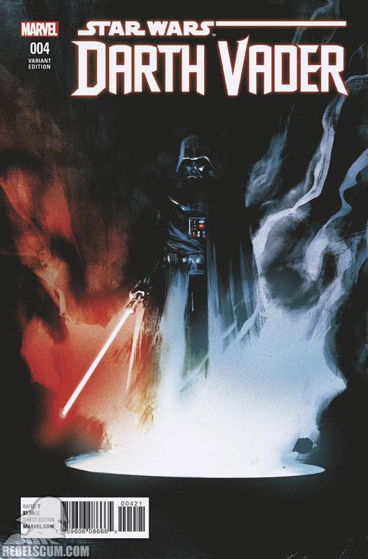 Darth Vader: Dark Lord of the Sith 4 (Rafael Albuquerque variant)